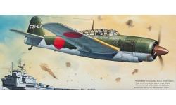 D4Y4 Model 43 Yokosuka - FUJIMI 35130 C-8 1/72