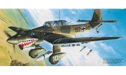 Ju 87B Junkers, Stuka - FUJIMI F-17 35133 1/72