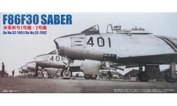 F-86F-30 North American, Sabre - FUJIMI 72112 F-32 1/72