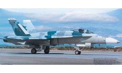 F/A-18A McDonnell Douglas, Hornet - FUJIMI 72133 F-39 1/72