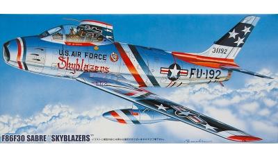 F-86F-30 North American, Sabre - FUJIMI 72141 F-41 1/72