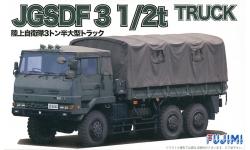 Type 73 Heavy Truck 3.5t Isuzu - FUJIMI 722382 72M-9 1/72