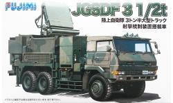 Type 73 Heavy Truck 3.5t Isuzu - FUJIMI 722412 72M-12 1/72