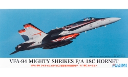F/A-18C McDonnell Douglas, Hornet - FUJIMI 722566 F-SP 1/72