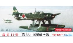 E16A1 Model 11 Aichi - FUJIMI 722597 C-15 1/72