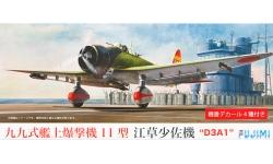 D3A1 Model 11 Aichi - FUJIMI 722634 C-35 1/72