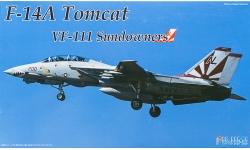 F-14A Grumman, Tomcat - FUJIMI 722771 F-1 1/72
