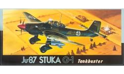 Ju 87G-1 Junkers, Stuka - FUJIMI 7A-F15-800 1/72