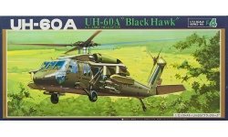 UH-60A, Sikorsky, Black Hawk - FUJIMI F4-800 1/72