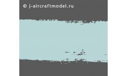Краска MR.COLOR C117, серо-голубая полуматовая, Люфтваффе RLM76, 10 мл - MR.HOBBY