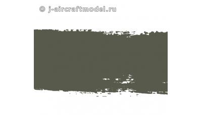Краска MR.COLOR C121, коричнево-фиолетовая полуматовая, Люфтваффе RLM81, 10 мл - MR.HOBBY
