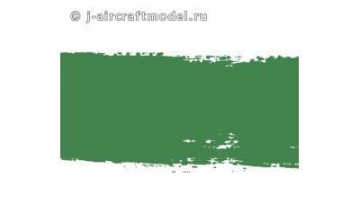 Краска MR.COLOR C122, светло-зеленая полуматовая, Люфтваффе RLM82, 10 мл - MR.HOBBY