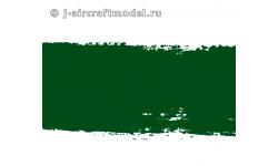 Краска MR.COLOR C124, темно-зеленая полуматовая, ВВС ВМФ Японии до 1945-го года (Мицубиси), 10 мл - MR.HOBBY (GSI CREOS)
