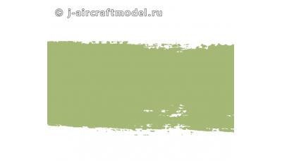 Краска MR.COLOR C127, серо-зеленая полуматовая, для кокпитов, ВВС ВМФ Японии (Накадзима), 10 мл - MR.HOBBY