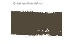 Краска MR.COLOR C22, темно-коричневая, полуматовая, ВВС Великобритании, 10 мл - MR.HOBBY