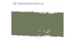 Краска MR.COLOR C25, серо-зеленая, полуматовая, ВВС Великобритании, 10 мл - MR.HOBBY