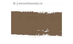 Краска MR.COLOR C310, коричневая полуматовая, ВВС США F-4, F-100 и т.д., 10 мл - MR.HOBBY
