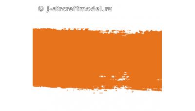 Краска MR.HOBBY H10 водоразбавляемая, медного цвета, глянцевая, основная, 10 мл