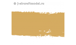 Краска MR.COLOR C44, желто-коричневая полуматовая, корабельные палубы, 10 мл - MR.HOBBY