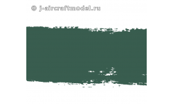 Краска MR.HOBBY H303 водоразбавляемая, зеленая полуматовая, ВВС США - A-10A и т.д., 10 мл