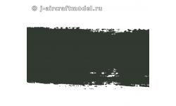 "Краска MR.HOBBY H304 водоразбавляемая, ""олив дрэб"" полуматовая, ВВС США, 10 мл"