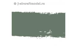 Краска MR.HOBBY H317 водоразбавляемая, серая матовая, ВВС ВМФ США F-14, A-4 и т.д., 10 мл