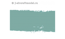 Краска MR.HOBBY H324 водоразбавляемая, серая матовая, для кокпитов самолетов JASDF, 10 мл