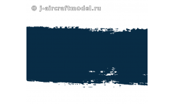 """Краска MR.HOBBY H326 водоразбавляемая, синяя глянцевая, п/группа """"Thunderbirds"""" (ВВС США), 10 мл"""