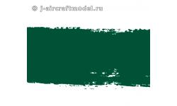 Краска MR.HOBBY H60 водоразбавляемая, зеленая полуматовая, ВВС Армии Императорской Японии, 10 мл
