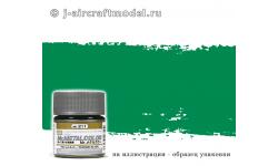 Краска MR.METAL COLOR MC216, окислившаяся бронза, металл, 10 мл - MR.HOBBY