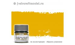 Краска MR.METAL COLOR MC219, латунь, металл, 10 мл - MR.HOBBY