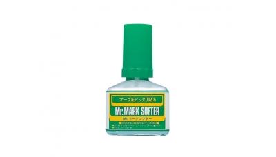 Жидкость для аппликации декалей - Mr.MARK SOFTER, 40 мл - MR.HOBBY MS231