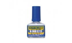 Жидкость для аппликации декалей - Mr.MARK SETTER, 40 мл - MR.HOBBY MS232