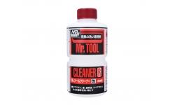 Жидкость для очистки инструмента - Mr.TOOL CLEANER, 250 мл - MR.HOBBY T113