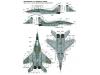 МиГ-29С (9-13С) - G.W.H. GREAT WALL HOBBY L4813 1/48