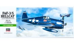 F6F-3/5 Grumman, Hellcat - HASEGAWA 00241 B11 1/72