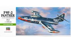 F9F-2 Grumman, Panther - HASEGAWA 00242 B12 1/72