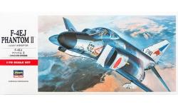 F-4EJ McDonnell Douglas, Phantom II - HASEGAWA 00331 C1 1/72