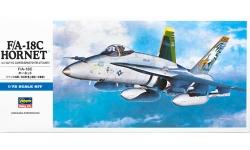 F/A-18C McDonnell Douglas, Hornet - HASEGAWA 00438 D8 1/72