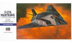 F-117A Lockheed, Nighthawk - HASEGAWA 00531 E1 1/72