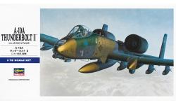 A-10A Fairchild Republic, Thunderbolt II - HASEGAWA 00539 E9 1/72