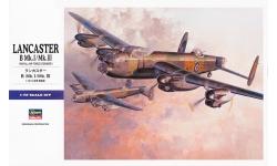 Lancaster B Mk. I / Mk. III Avro - HASEGAWA 00553 E23 1/72