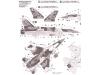 F-16I General Dynamics, Sufa - HASEGAWA 01564 E34 1/72
