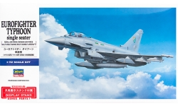 Typhoon Eurofighter (EF-2000), Single-seat variant - HASEGAWA 01570 E40 1/72