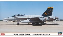 F/A-18F Boeing, Super Hornet - HASEGAWA 02010 1/72