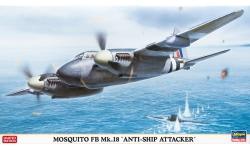Mosquito FB Mk XVIII De Havilland - HASEGAWA 02024 1/72