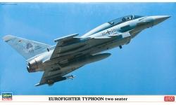 Typhoon Eurofighter, Twin-seat variant - HASEGAWA 02051 1/72