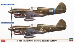 P-40E Curtiss, Warhawk - HASEGAWA 02082 1/72