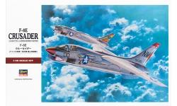 F-8E Vought, Crusader - HASEGAWA 07225 PT25 1/48