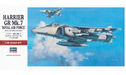 Harrier II GR.7 British Aerospace - HASEGAWA 07236 PT36 1/48